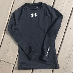 Boys Under Armour Youth xsmall long sleeve